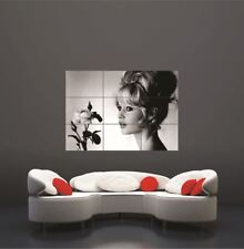 BRIGITTE BARDOT ACTRESS Giant Poster Art Print