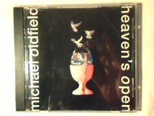 MIKE OLDFIELD Heaven's open cd HOLLAND MICHAEL