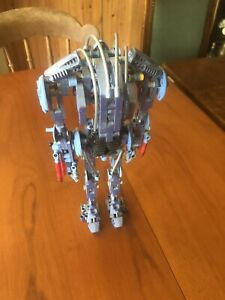 Lego Technic Star Wars Super Battle Droid (8012) Complete With Instructions