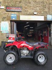 2011 Honda Fourtrax 250 (TRX250TE) ATV Quad Bike