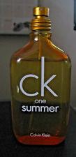 Calvin Klein One Summer 3.4oz Unisex Eau de Toilette