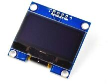 OLED Display 128x64 Pixel I2C, 1.3 inch, SSD1306 SH1106, Arduino Library