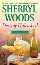DESTINY UNLEASHED unabridged audio book on CD by SHERRYL WOODS - Brand New!