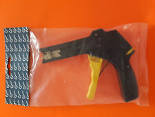 Cable Wire Tie Gun Fastening Cutting Tool for Nylon Cable Ties Fit for Wide:2.2-