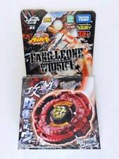 TAKARA TOMY METAL FUSION BEYBLADE WBBA LIMITED 4D FANG LEONE BURNING CLAW BB-106