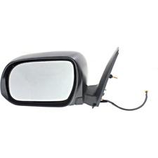Fits 10-13  4Runner Left Driver Mirror Power Textured Black w/Heat