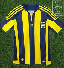 Fenerbahce Home Shirt - Official adidas Boys Football Turkish Jersey - All Sizes
