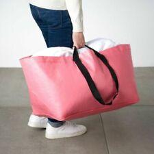 IKEA Pink Slukis Laundry Tote Shopping Bag New Limited Edition