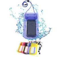 Waterproof Bag Underwater Pouch Dry Case Cover For Cell Phone