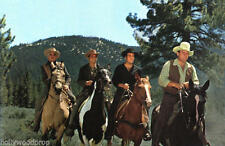 BONANZA BEN ADAM HOSS LITTLE JOE CARTWRIGHT PERNELL ROBERTS WESTERN PHOTO POSTER