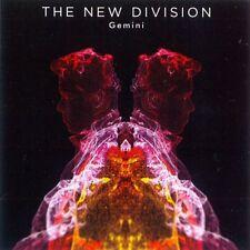 THE NEW DIVISION Gemini [+4 bonus] CD 2015