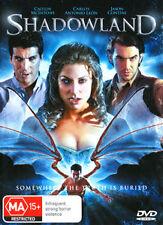 SHADOWLAND - RETURN FROM THE DEAD MODERN DAY VAMPIRE HORROR DVD