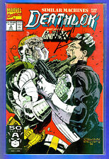 Deathlok # 6 Signed by artist Denys Cowan (with