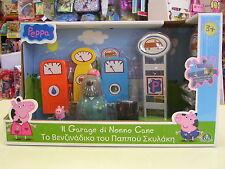 Giochi Preziosi Peppa Pig Garage Nonno Cane con 2 Personaggi