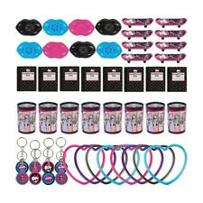 48 Piece Monster High Birthday Party Loot Treat Favor Pack