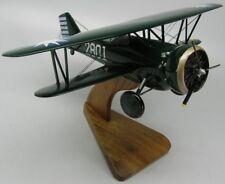 Curtiss Model 68 Hawk III Airplane Wood Model Large FS