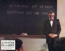 LE FANTOME DE LA LIBERTE 1974 LUIS BUNUEL VINTAGE LOBBY CARD #7