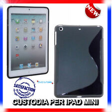 Pellicola+Custodia cover case WAVE NERA per IPAD Mini & 2 & 3