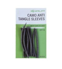 Korum Camo Anti Tangle Sleeves 10 Per Pack