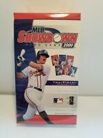 1 Decks of 2000 MLB Showdown 2 Player Starter Box Factory Sealed WOTC RARE