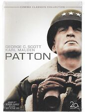 Patton (DVD, 2006, 2-Disc Set,Cinema Classics Collection) SEALED BRAND NEW