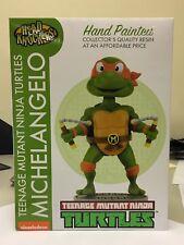 Neca Nickelodeon TMNT MICHELANGELO HEAD KNOCKER - New, Sealed - turtles