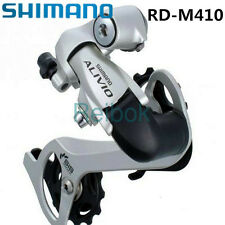 Shimano ALIVIO RD-M410 Rear Derailleur 8 Speed MTB Bicycle Long Cage Silver