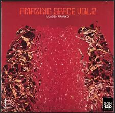MLADEN FRANKO - Amazing Space Vol. 2 - 1980 Germany LP (Music Library)