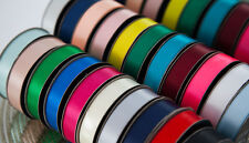 Decor Essentials Double Faced Satin Ribbon 15mm x 20 m Craft Stationery Florist