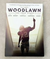 Woodlawn The True Story DVD 2016 Brand New