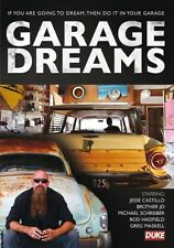 Garage Dreams (New 2 DVD set) (All Region) Car Restoration and Rebiuld Custom
