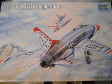 Trumpeter 03222   1:32 - F-100D Thunderbirds Neu und Original verpackt
