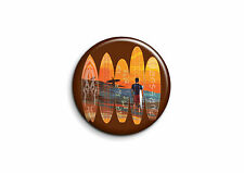 Surf - Pure Surf 1 - Badge 56mm Button Pin