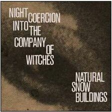 NATURAL SNOW BUILDINGS-NIGHT COERCION INTO THE COMPANY OF WITCHES (BOX)  CD NEW