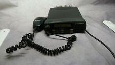 Motorola Aam25ckd9aa2an Cmd1250 Mobile Radio 36 42 Mhz 40 60w With Mic Aarmn4025b