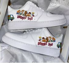 Custom Nike Air Force 1 Size 7.5 Men's White  Customized