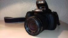 Fujifilm FinePix HS Series HS30EXR 16.0MP Digital Camera - Black - Good Cond