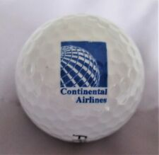 Continental Airlines (no longer exists) - Logo Golf Ball