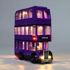 BRICKLIGHT Led Light kit for LEGO Harry Potter Knight Bus 75957 Set NOT included