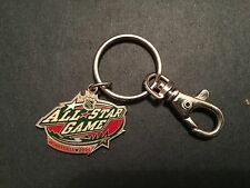 2004 NHL All Star Game Key Chain and Banner Minnesota New