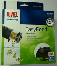 Juwel Aquarium EasyFeed Auto Holiday Fish Feeder Battery New Operated Easy Feed