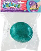 Odditeez Slimiballz - Shining Blue Squeezy Toy