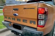 RANGER Rear Tailgate Sticker Decal. NEW 3 Colour design. 2019-2020