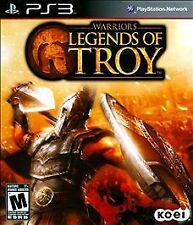 Warriors: Legends Of Troy (PlayStation 3, 2011)