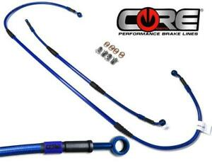 Cycleflex Brake Line Kit~2004 Yamaha YZ250F Offroad Motorcycle Russell R09813