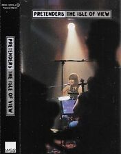 PRETENDERS ISLE OF VIEW CASSETTE ALBUM Chrissie Hynde live unplugged Acoustic