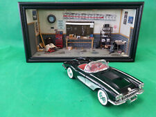 New Listing1958 Chevrolet Corvette Convertible 1:24 Scale Franklin Mint Replica