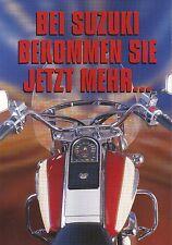 Prospetto SUZUKI 1/99 BURGMAN KATANA GSF 1200 600 GSX 750 Pathfinder VL 1500 1999