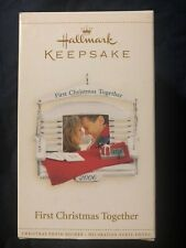 New First Christmas Together 2006 Hallmark Keepsake Ornament