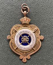 More details for life saving gold medal 1912